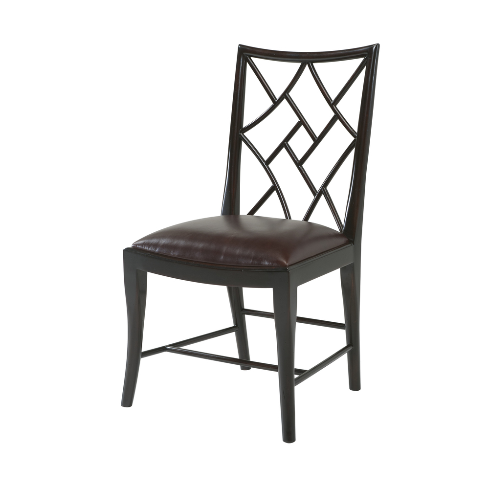 THEODORE ALEXANDER - Chinese Whispers Side Chair