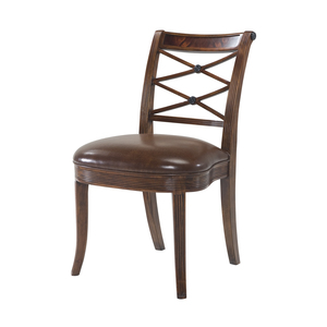 Thumbnail of Theodore Alexander - The Regency Visitor Dining Chair