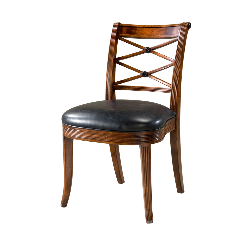 THEODORE ALEXANDER - The Regency Visitor Dining Chair