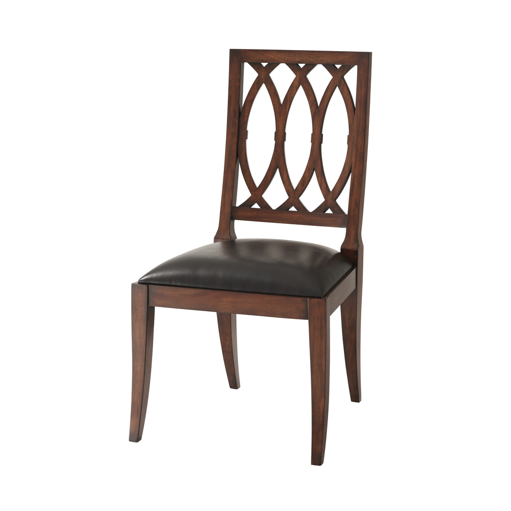 Theodore Alexander - Lady Emily's Invitation Side Chair