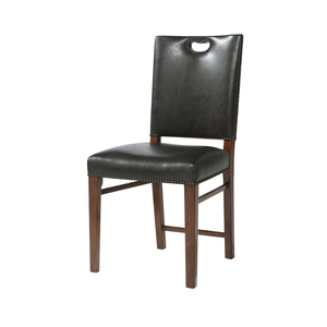 Thumbnail of THEODORE ALEXANDER - Tireless Campaign Side Chair