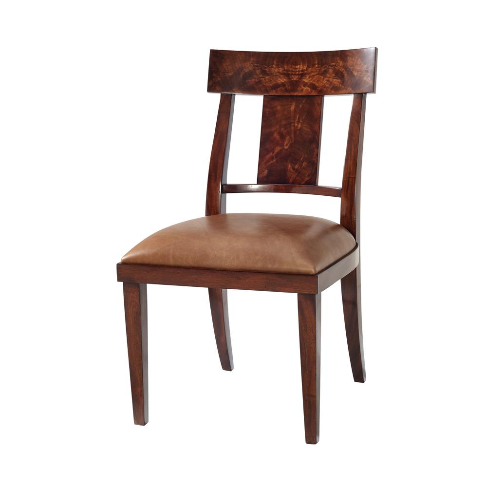 Theodore Alexander - Eternal Flame Side Chair