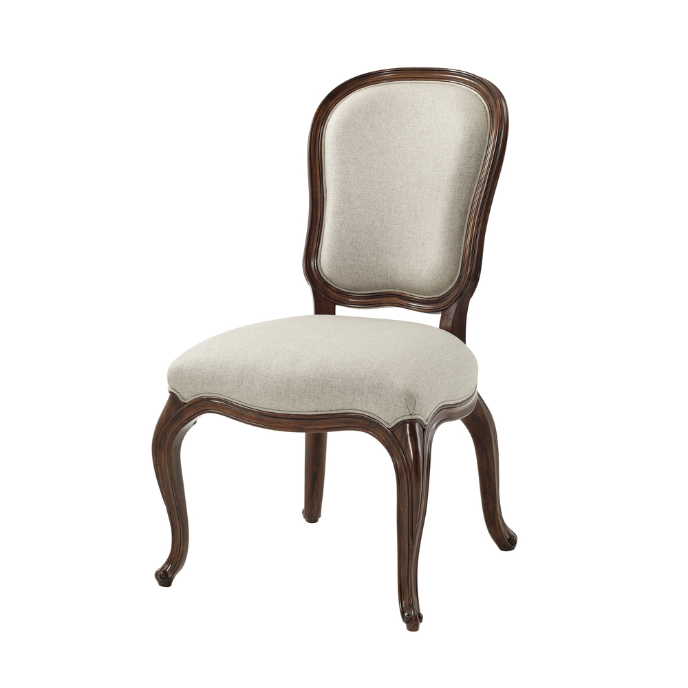 THEODORE ALEXANDER - Julienne Chair