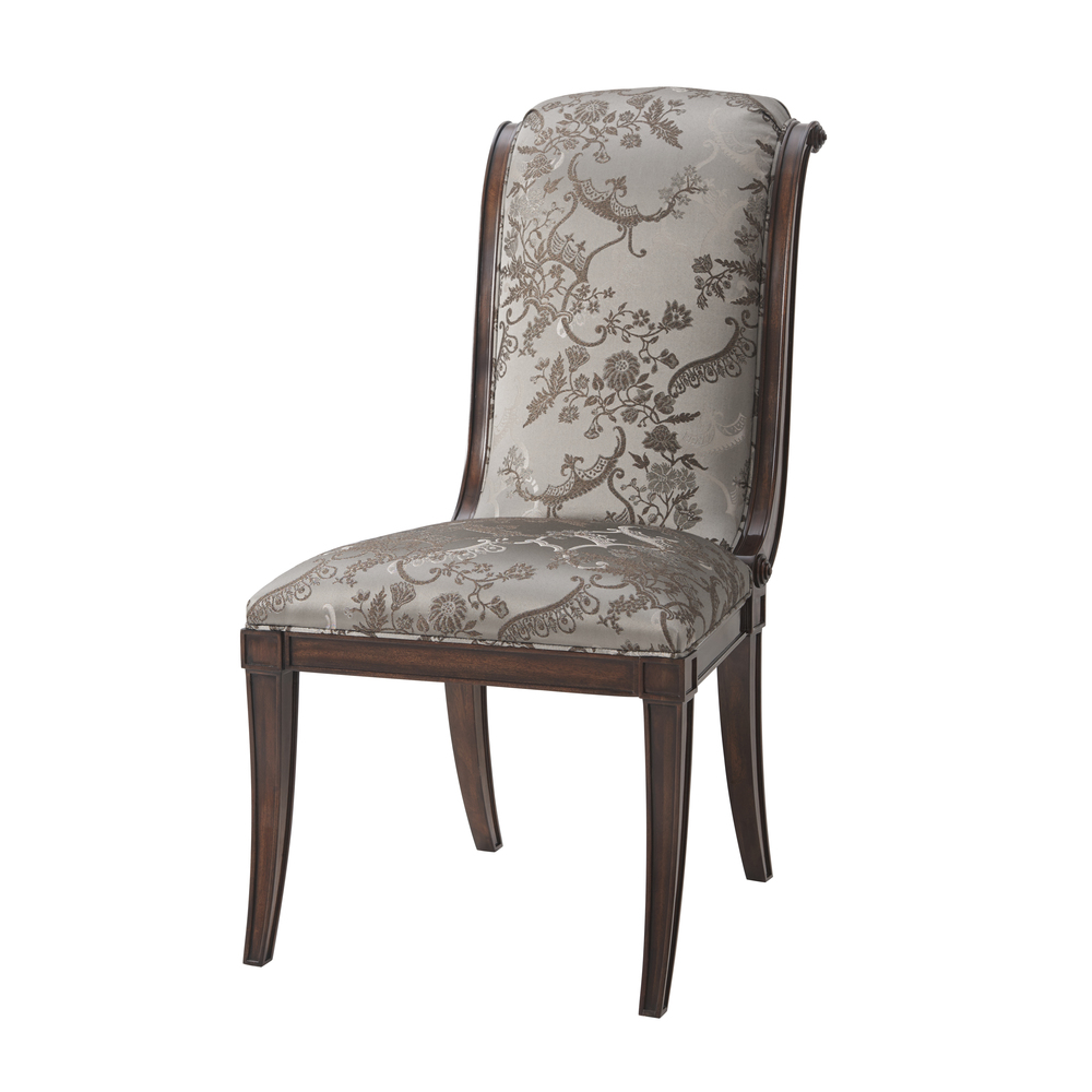 THEODORE ALEXANDER - Normand Dining Side Chair