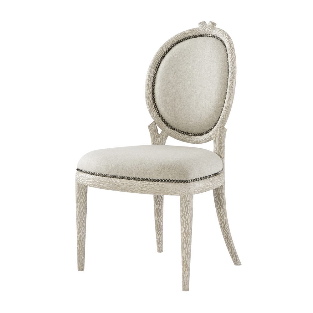 THEODORE ALEXANDER - Claude Side Chair