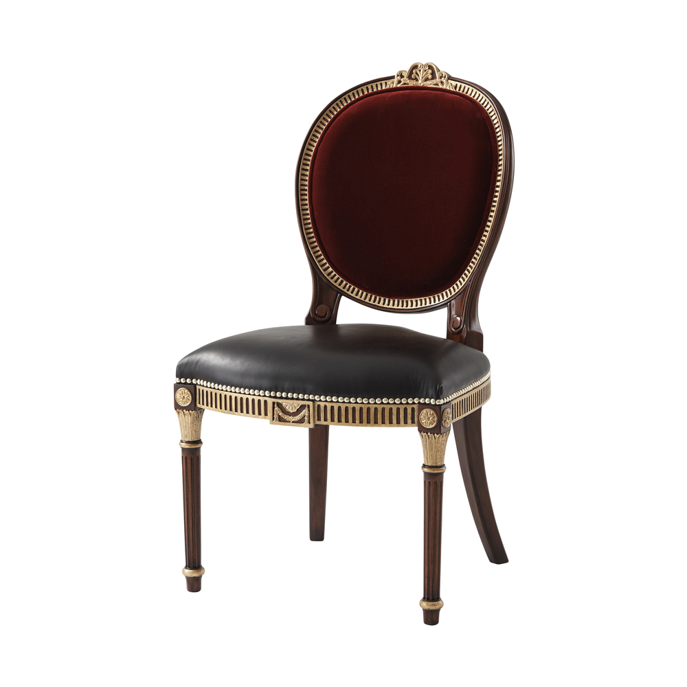 Theodore Alexander - The King's Seat Side Chair
