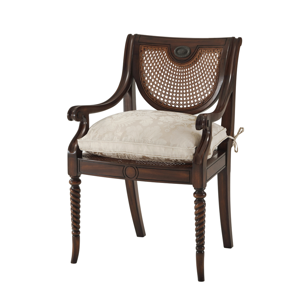 Theodore Alexander - Lady Emily's Favourite Arm Chair