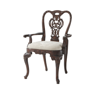 Thumbnail of THEODORE ALEXANDER - Westminster Arm Chair