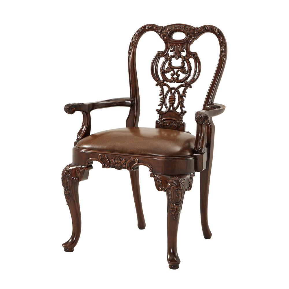 THEODORE ALEXANDER - Westminster Arm Chair