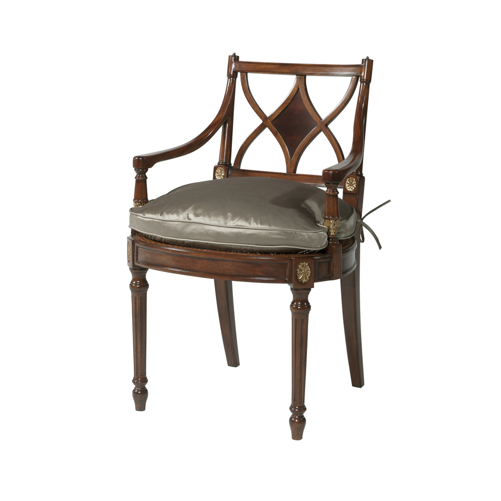THEODORE ALEXANDER - Sheraton's Dainty Dining Chair