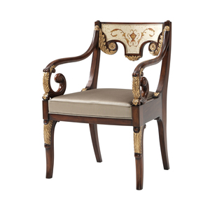 Thumbnail of Theodore Alexander - A La Grecque Accent Chair