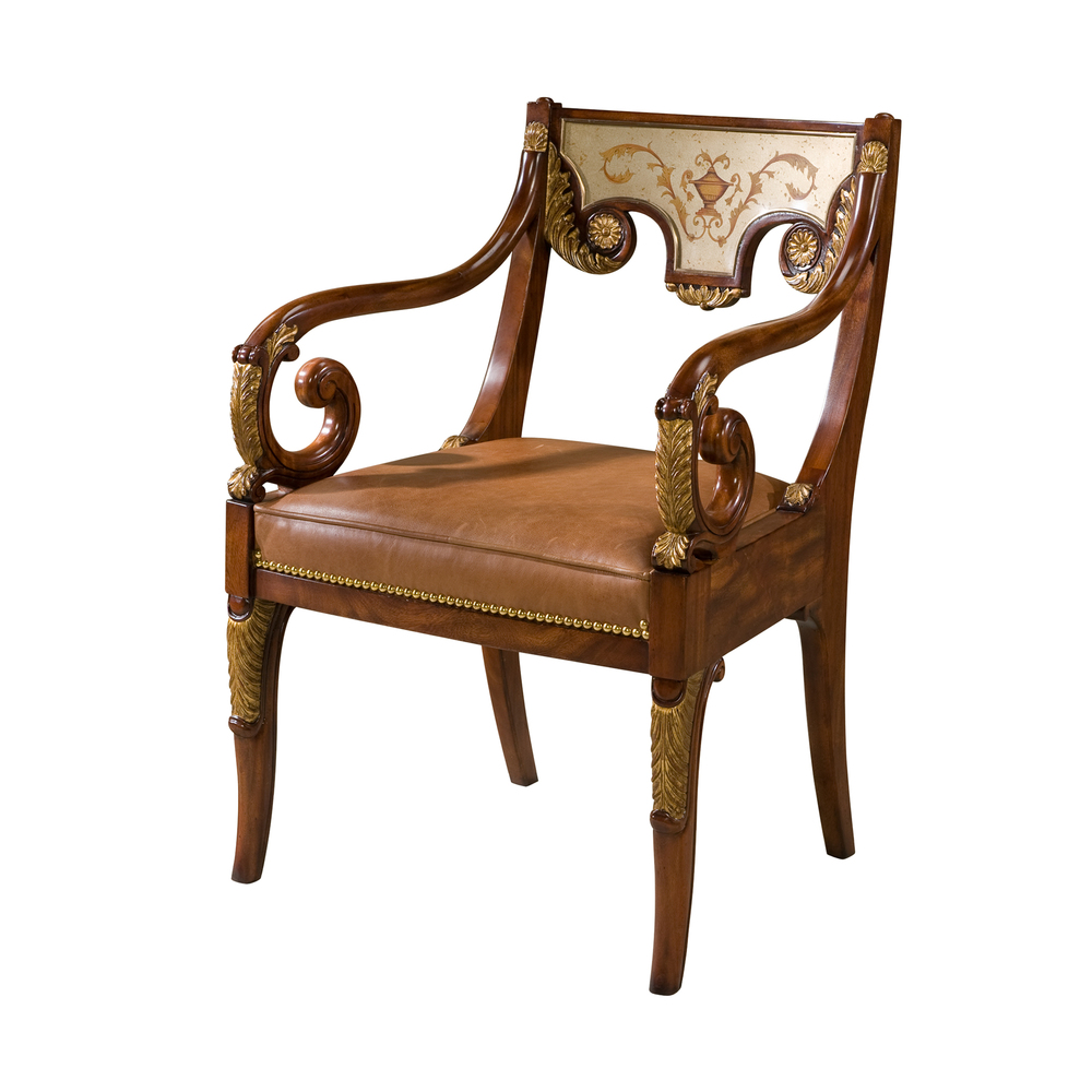 Theodore Alexander - A La Grecque Accent Chair