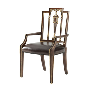 Thumbnail of THEODORE ALEXANDER - Formal Lines Arm Chair