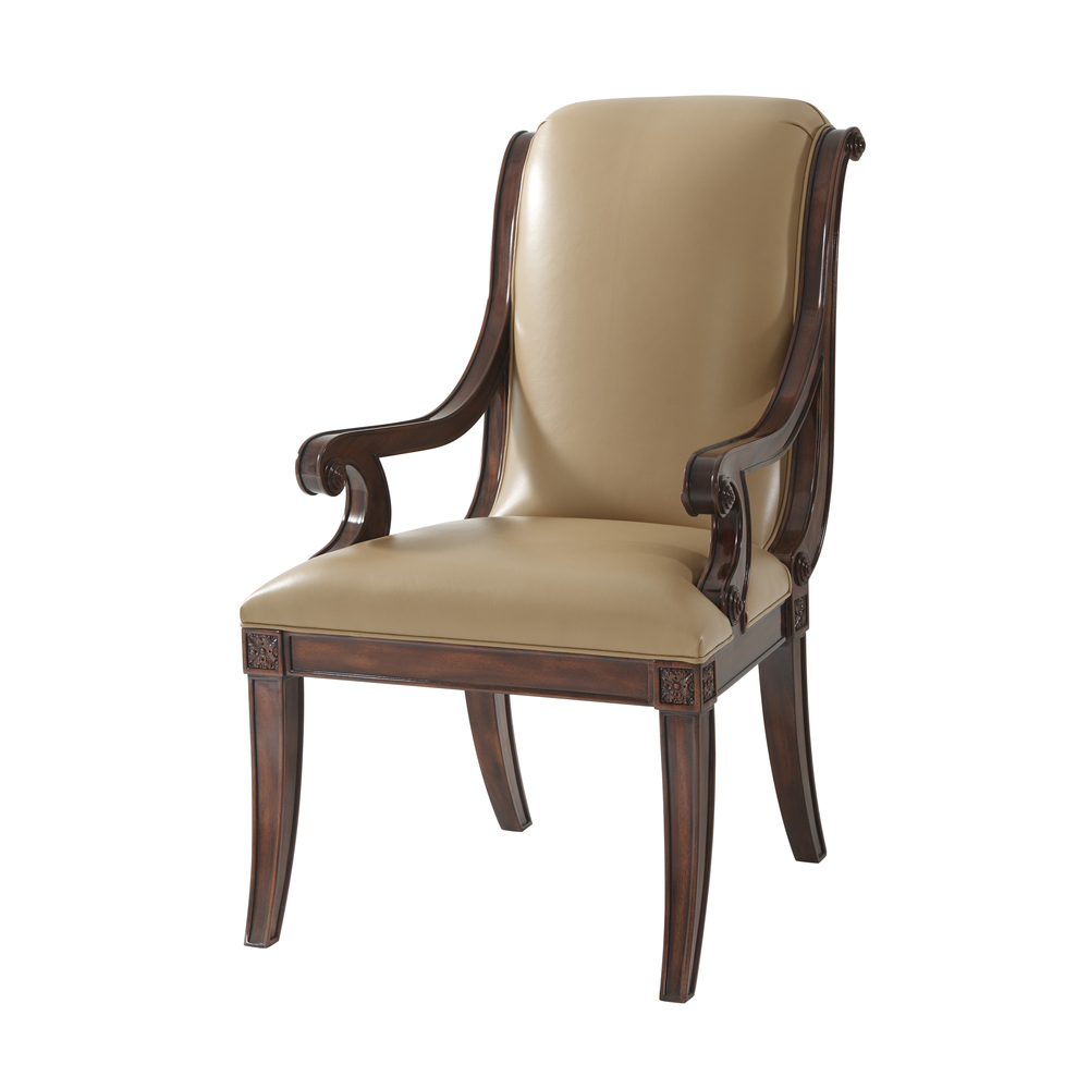 Theodore Alexander - Gabrielle's Arm Chair