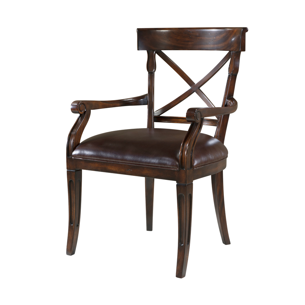Theodore Alexander - Brooksby Arm Chair