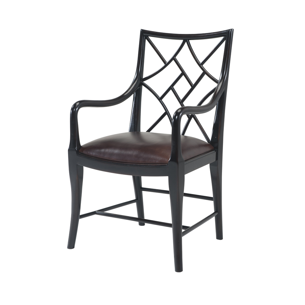 Theodore Alexander - Chinese Whispers Arm Chair