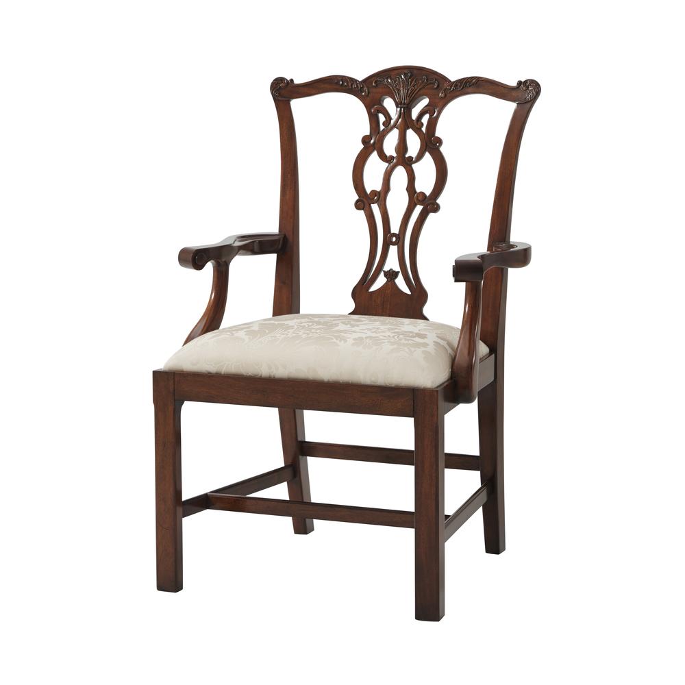 Theodore Alexander - Penreath Arm Chair