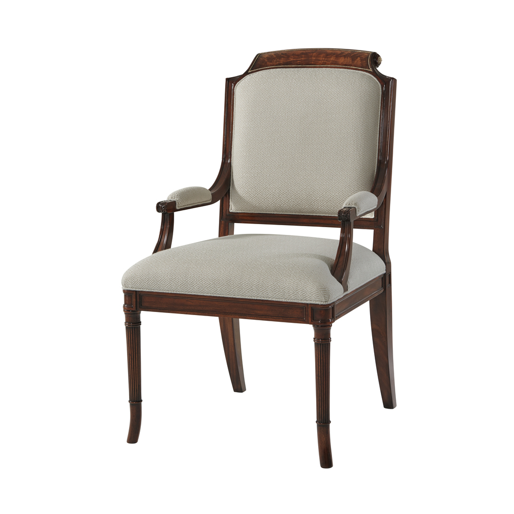 Theodore Alexander - Atcombe Arm Chair