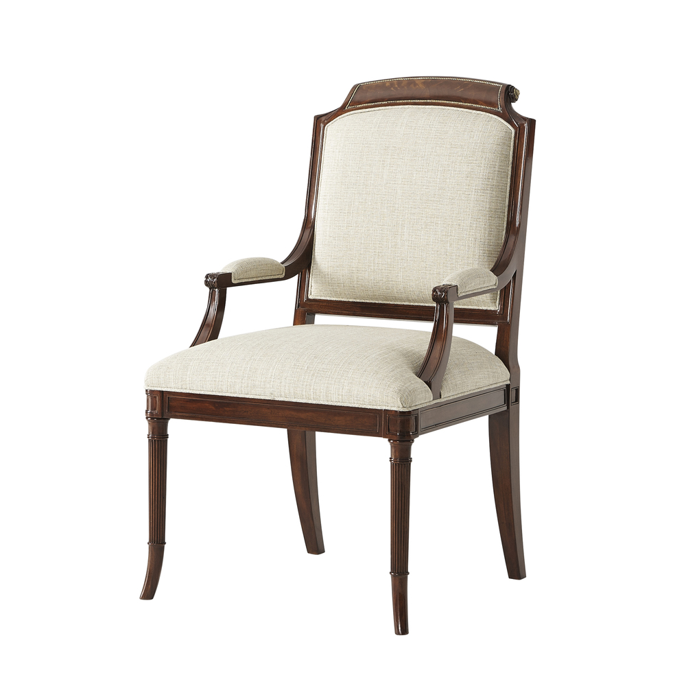 THEODORE ALEXANDER - Atcombe Arm Chair