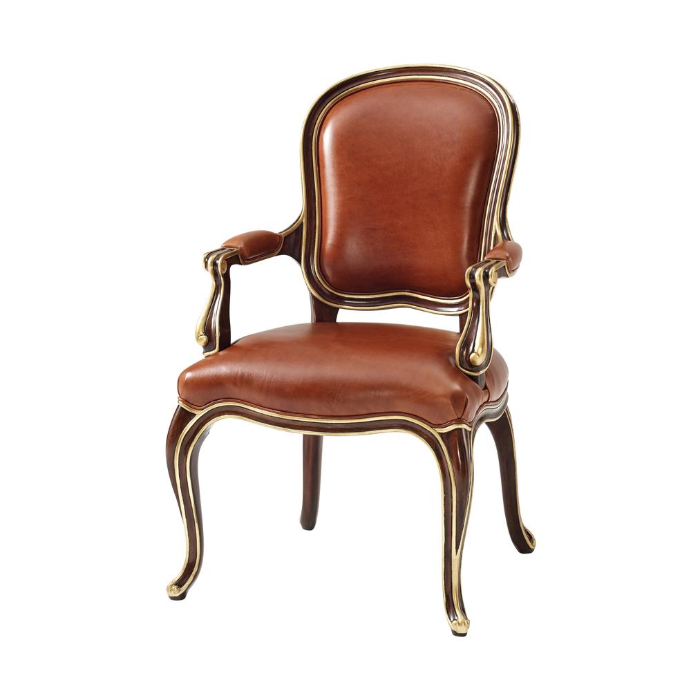 THEODORE ALEXANDER - Julienne Arm Chair