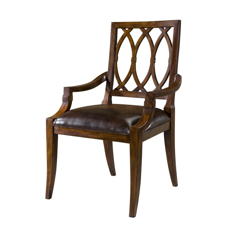 Theodore Alexander - Lady Emily's Invitation Arm Chair