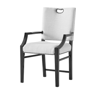 Thumbnail of Theodore Alexander - Tireless Campaign Arm Chair