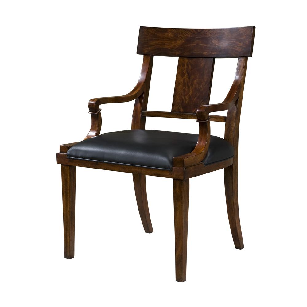 Theodore Alexander - Eternal Flame Arm Chair