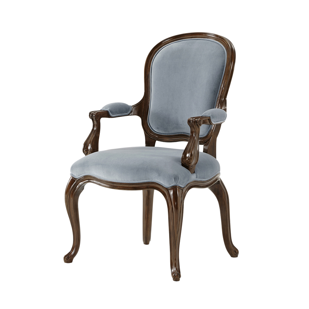 THEODORE ALEXANDER - Julienne Arm Chair