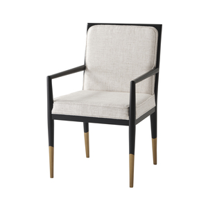 Thumbnail of Theodore Alexander - Carlo Dining Arm Chair