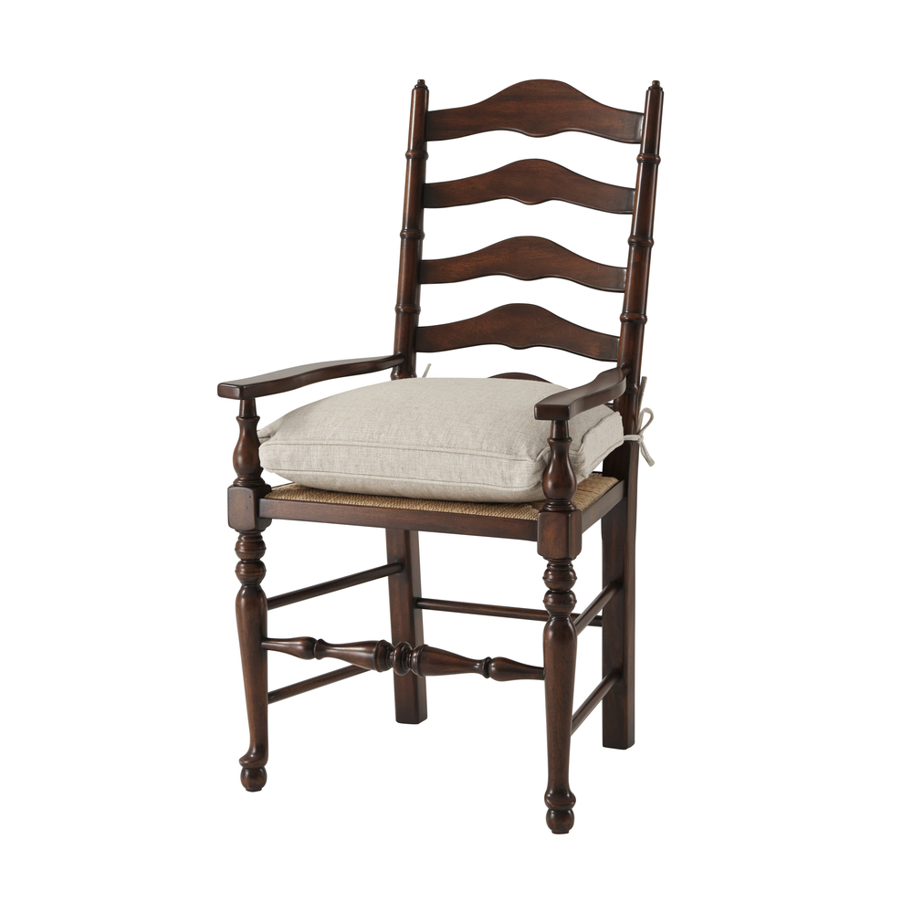 Theodore Alexander - The Georgian Cottage Dining Arm Chair