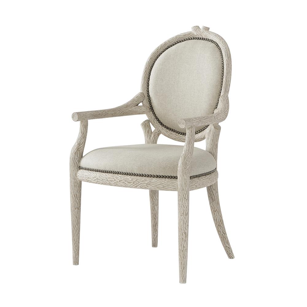 THEODORE ALEXANDER - Claude Arm Chair