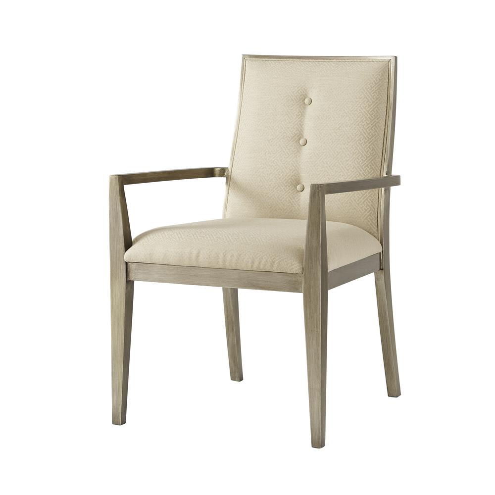 Theodore Alexander - Linden Arm Chair