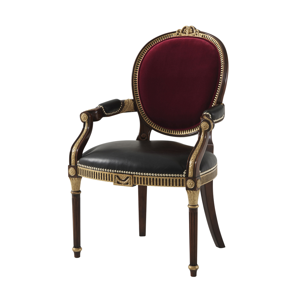 Theodore Alexander - The King's Arm Chair