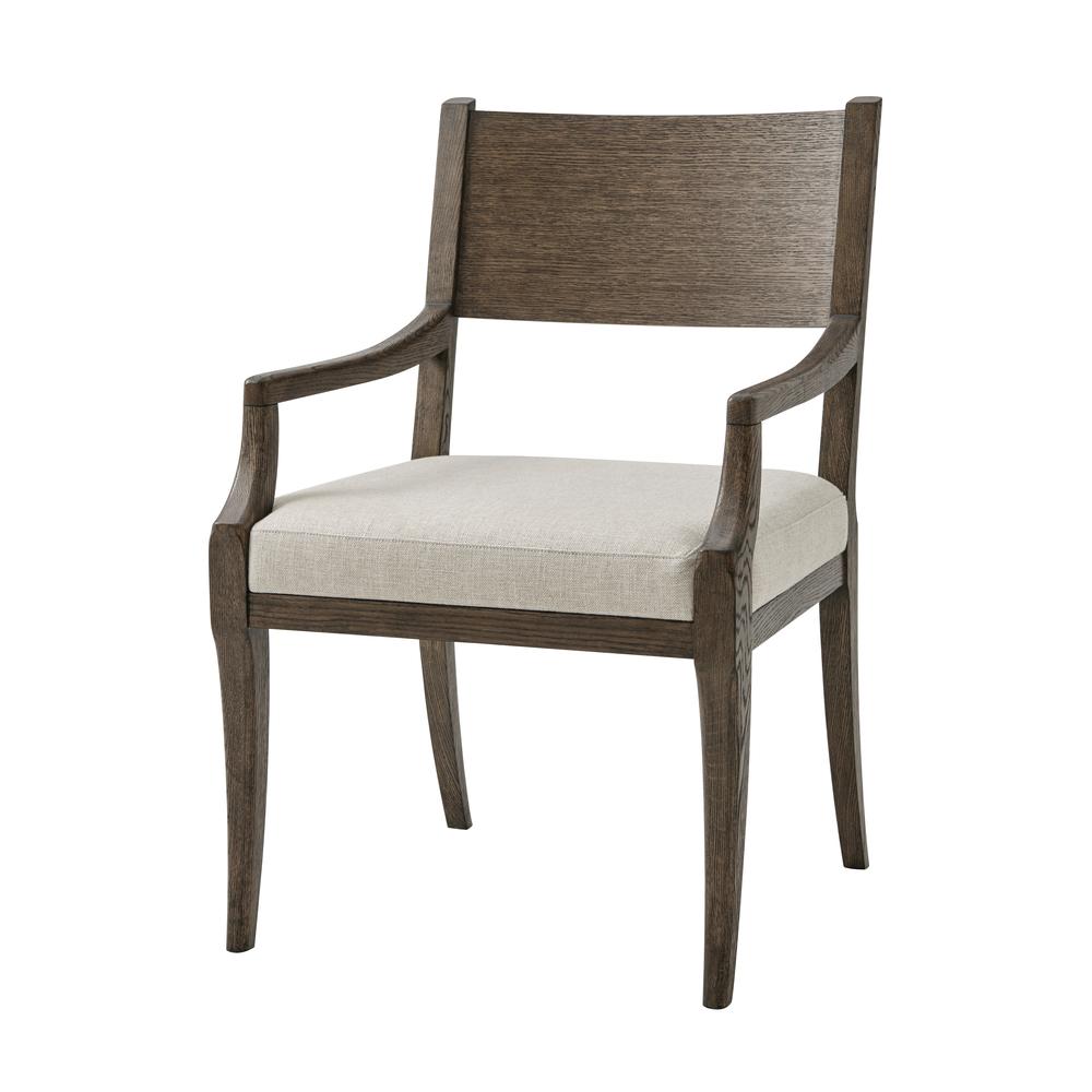 Theodore Alexander - Santino Dining Arm Chair