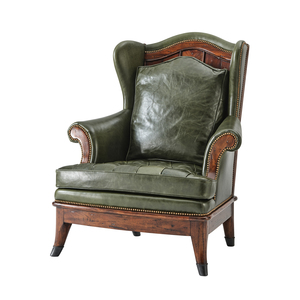 Thumbnail of Theodore Alexander - The Castle Fireside Chair