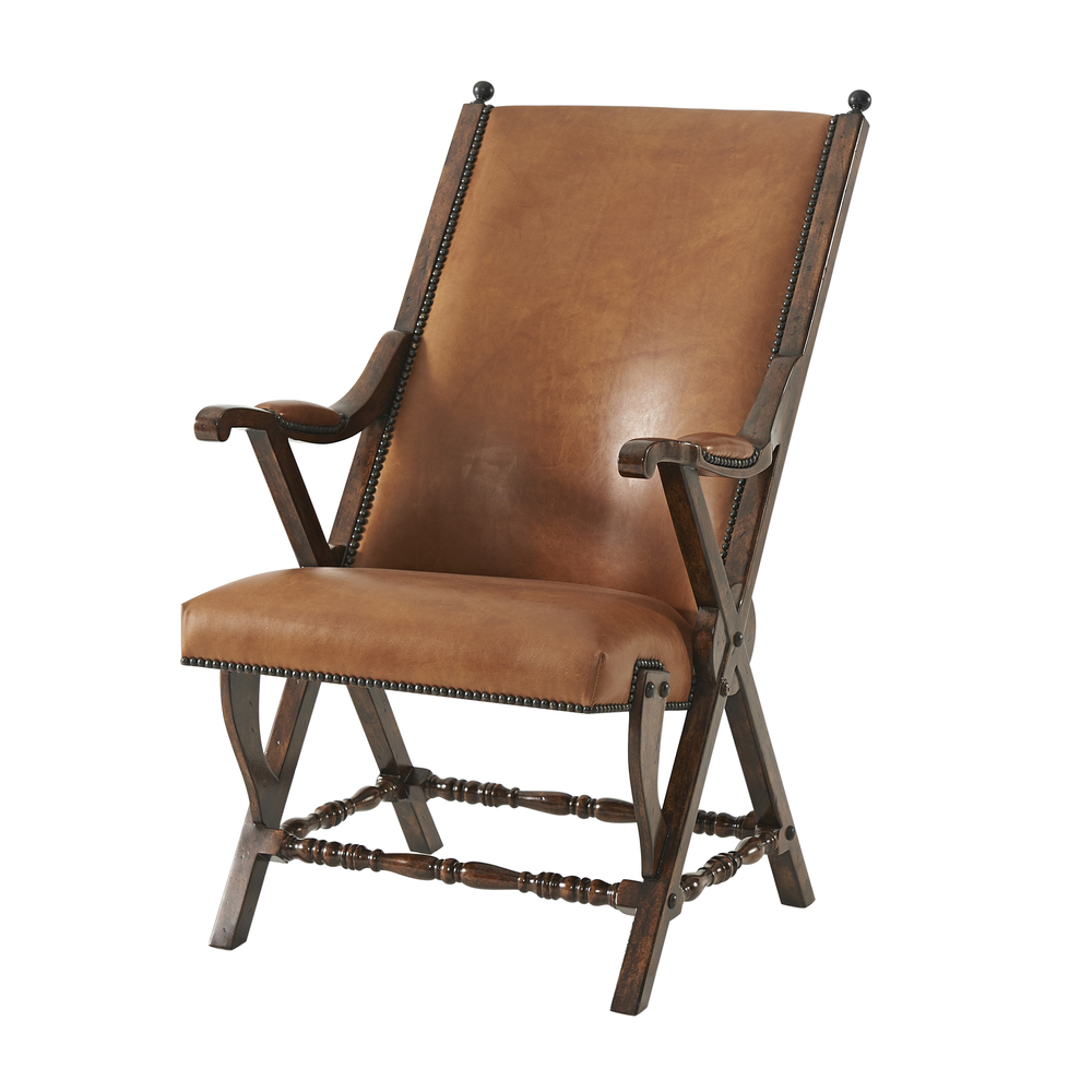 Theodore Alexander - Observatory Hill Accent Chair