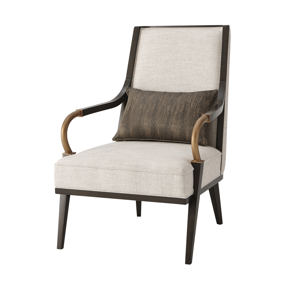 Theodore Alexander - Yves Chair