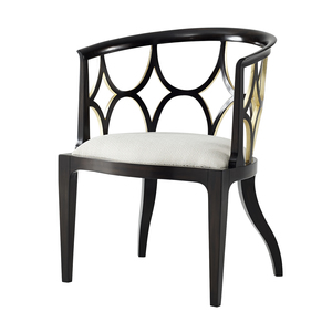 Thumbnail of Theodore Alexander - Ebonised Connaught Accent Chair