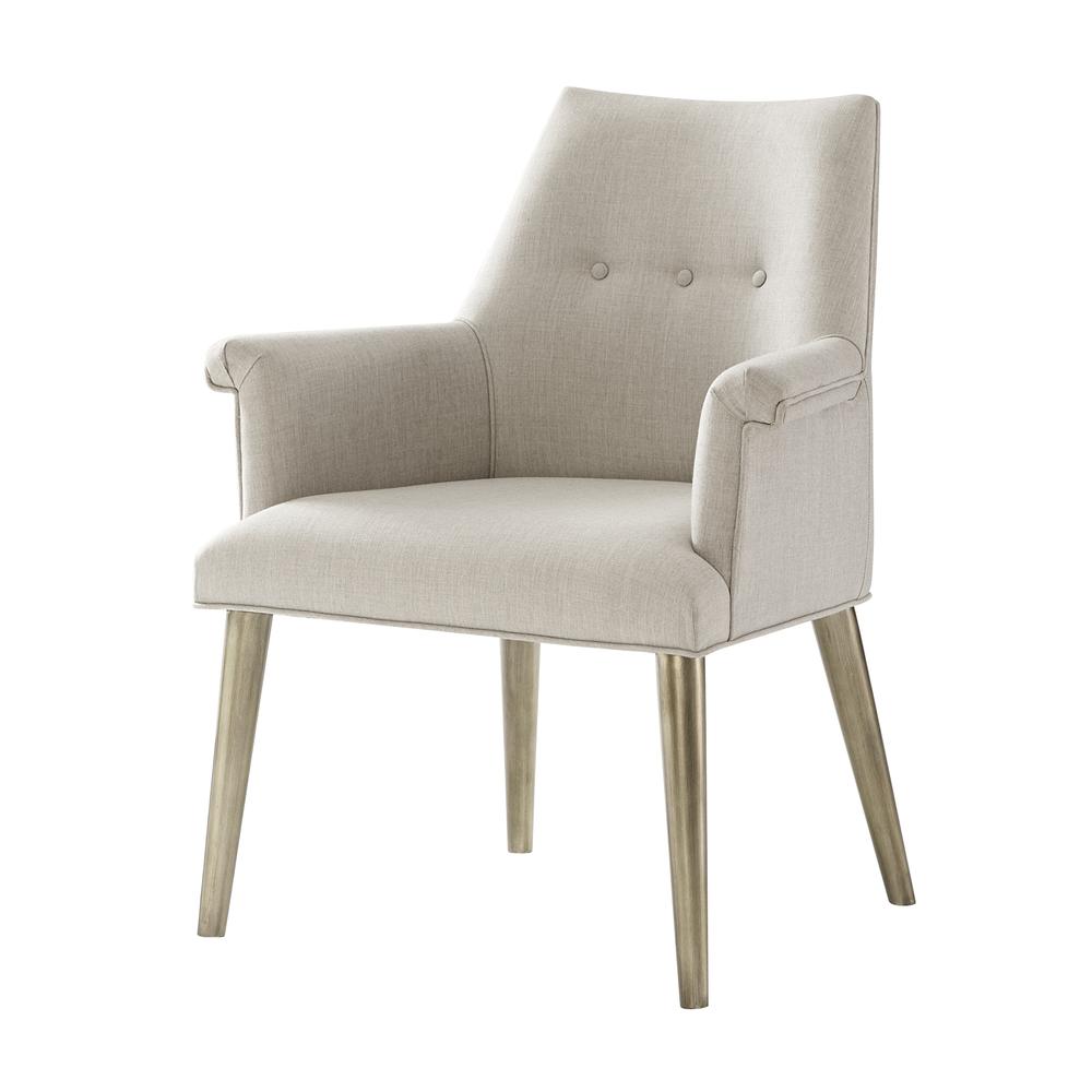 Theodore Alexander - Troy Arm Chair