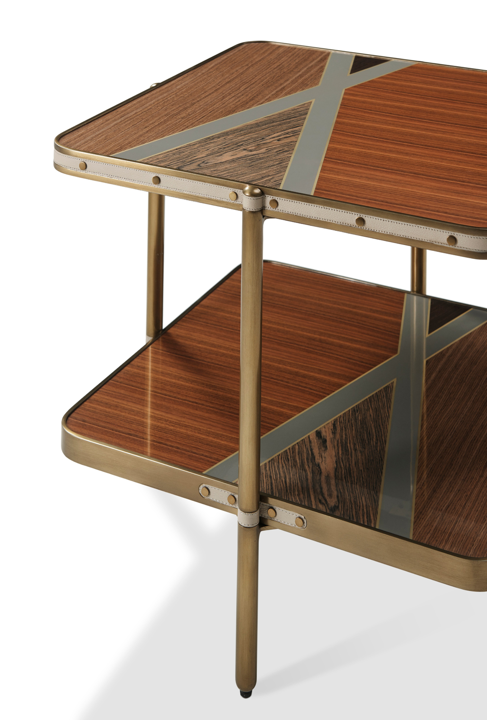 Theodore Alexander - Iconic Two Tiered Side Table