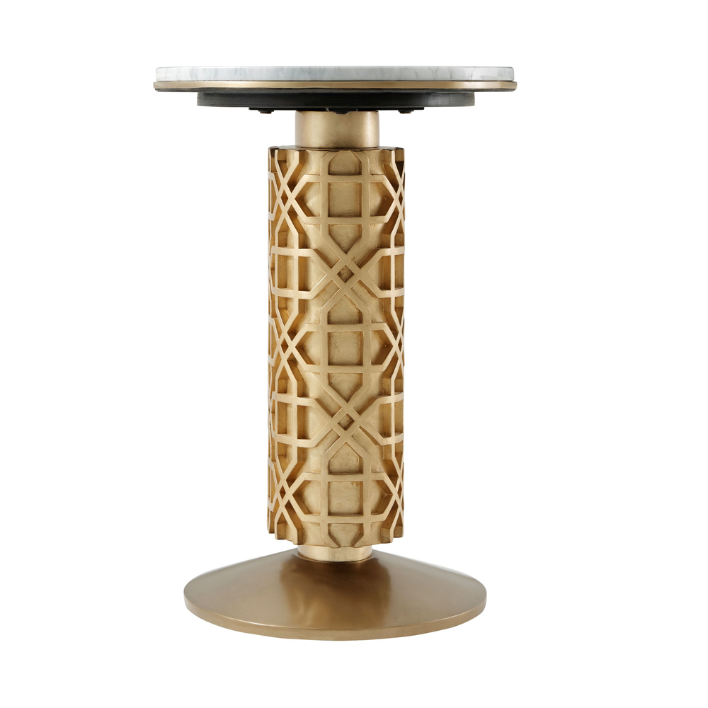 Theodore Alexander - Colter Side Table