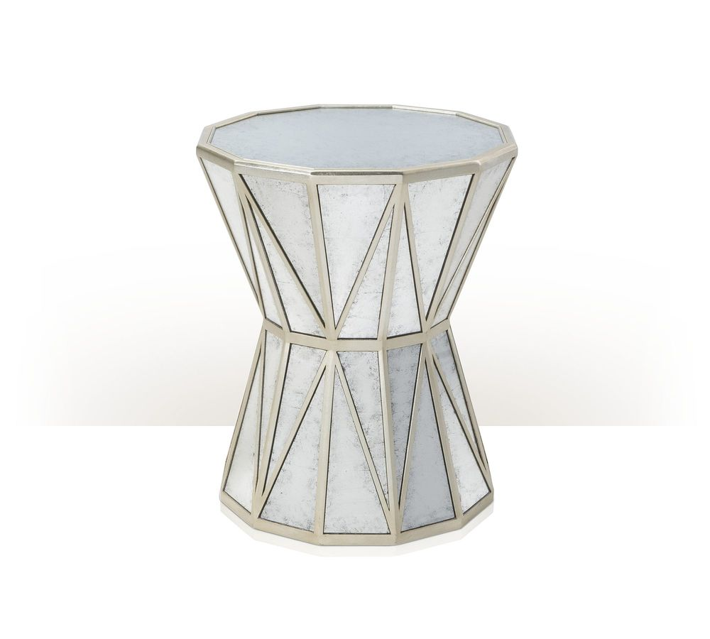 Theodore Alexander - A Dozen Leaves Side Table