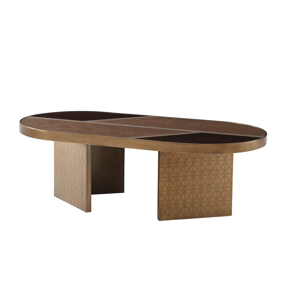 Theodore Alexander - Iconic Cocktail Table