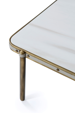Thumbnail of Theodore Alexander - Iconic Rectangle Cocktail Table