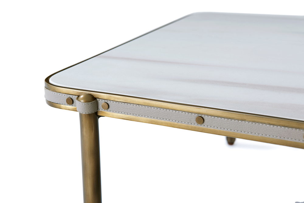 Theodore Alexander - Iconic Rectangle Cocktail Table