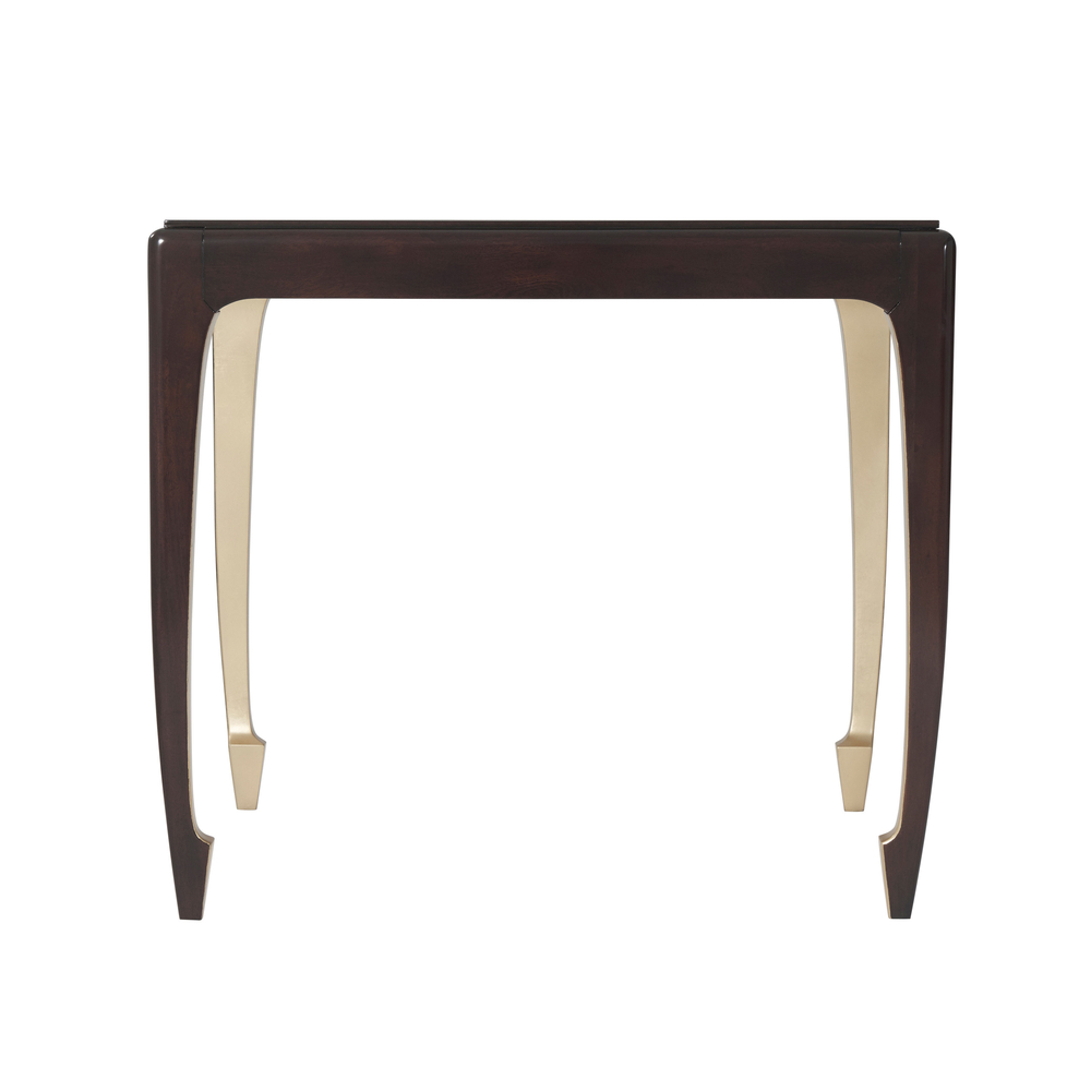 Theodore Alexander - Golden Curve Game Table