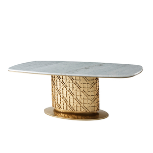 Thumbnail of Theodore Alexander - Colter Oval Dining Table