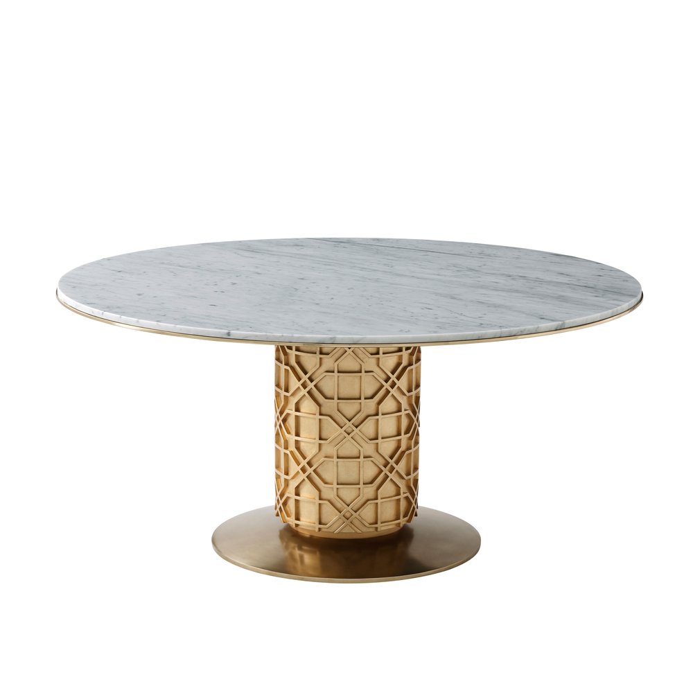 Theodore Alexander - Colter Dining Table