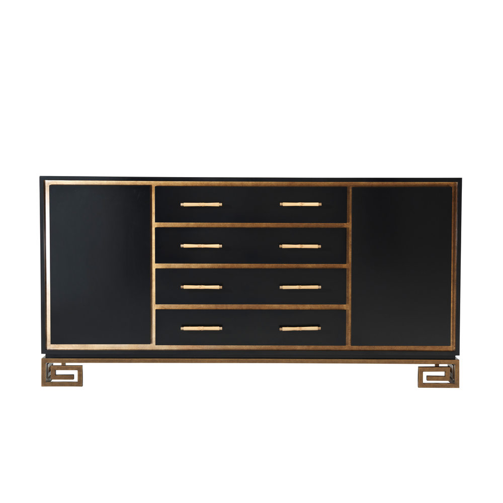 Theodore Alexander - Large Inky Fascinate Cabinet