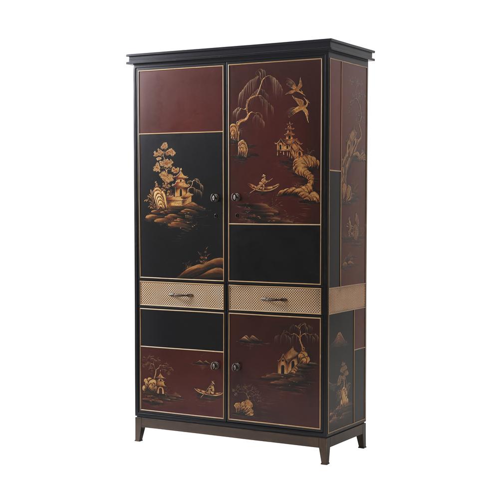 Theodore Alexander - Han Bar Cabinet